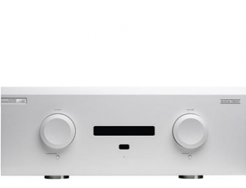 Amplifi cateur Musical Fidelity M8xi
