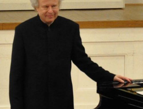 3 questions à… András Schiff