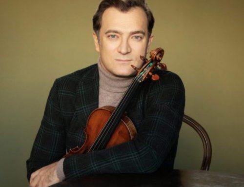 Renaud Capuçon. Premier de cordée