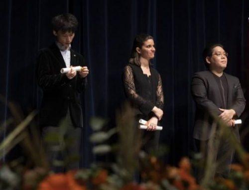 3 ex æquo au concours de jeunes chefs d'orchestre de Besançon