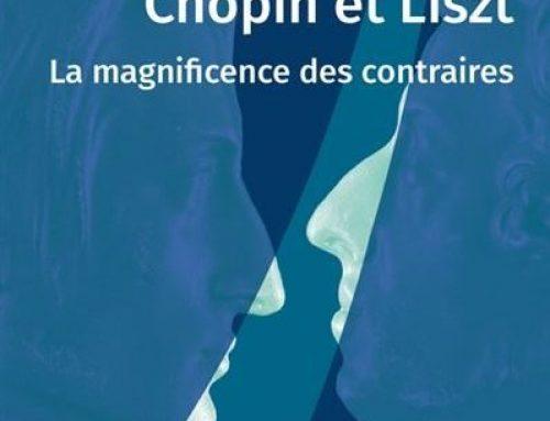 Chopin et Liszt face à face